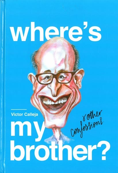 Where's my brother? and other confessions