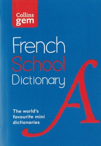 Collins French School Dictionary - Gem