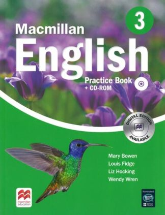 Macmillan English Practice Book 3