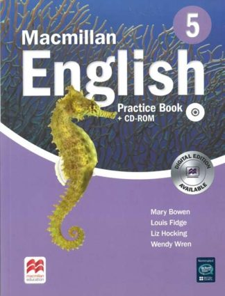 Macmillan English Practice Book 5