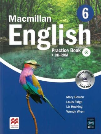 Macmillan English Practice Book 6