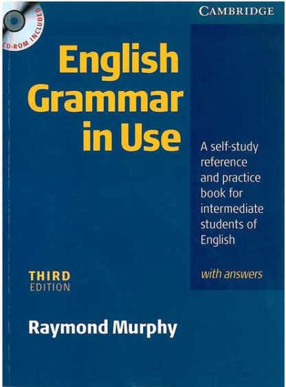 English Grammar in Use (Intermediate) CD-ROM Included