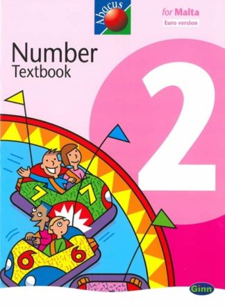 Abacus Number Textbook 2