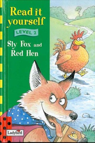 Read it yourself level 2 - Sly Fox and Red Hen - Ladybird