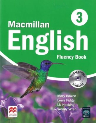Macmillan English Fluency Book 3