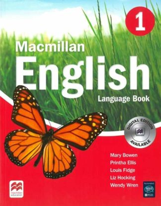 Macmillan English Language Book 1