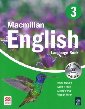 Macmillan English Language Book 3