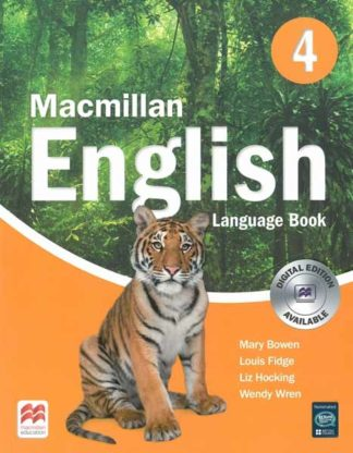 Macmillan English Language Book 4