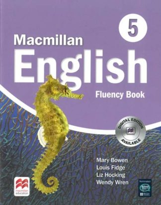Macmillan English Fluency Book 5