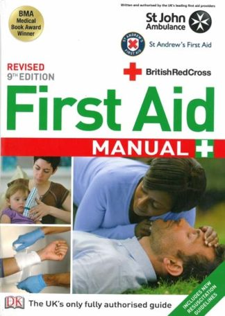 First Aid Manual - British Red Cross