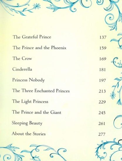 Usborne Illustrated Stories of Princes and Princesses