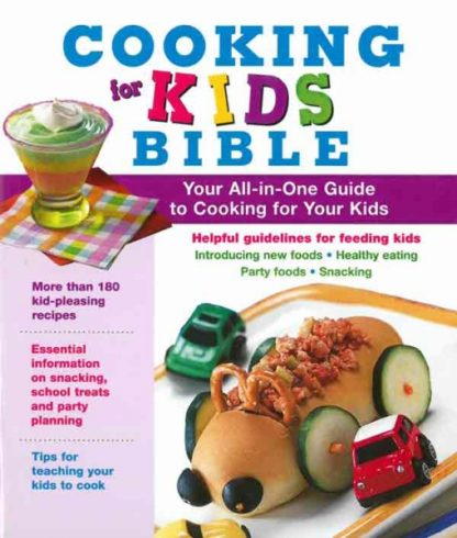 Cooking for Kids Bible