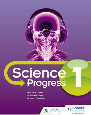 Hodder Science Progress Book 1