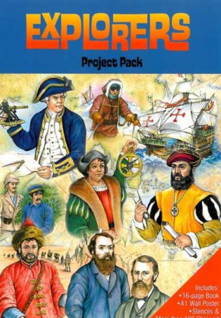 Explorers -Project Book