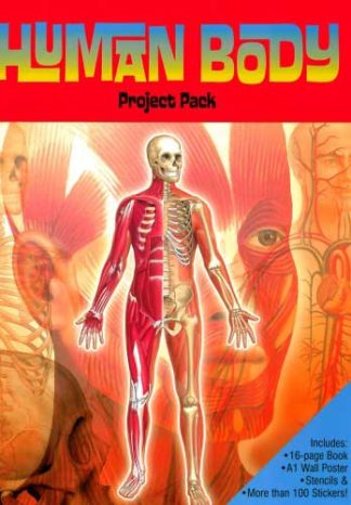 Human Body -Project Book