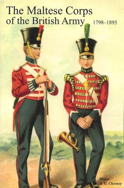 The Maltese Corps of the British Army