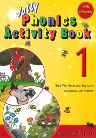 Jolly Phonics Activity Books 1