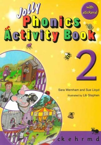 Jolly Phonics Activity Books 2
