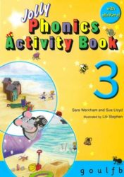 Jolly Phonics Activity Books 3