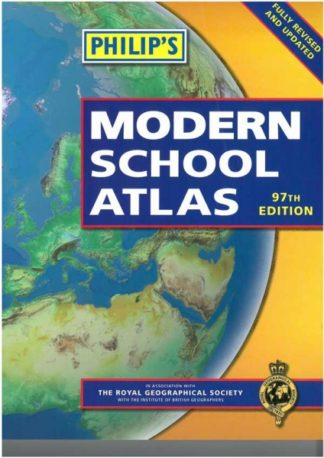 Philip's Modern School Atlas - 97th Edition