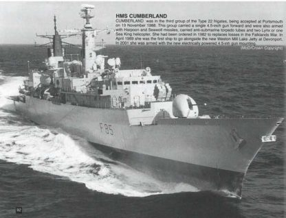 RN Frigates in Focus