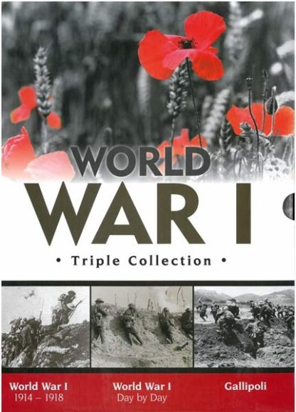 World War I - Triple Collection