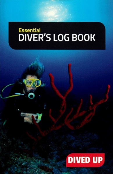Essential Diver's Log book