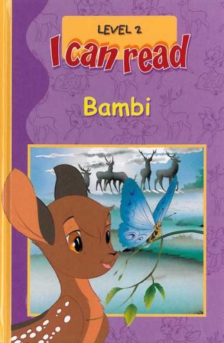 I Can Read Level 2: Bambi