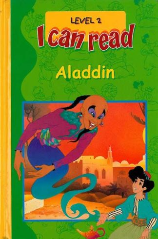 I Can Read Level 2: Aladdin
