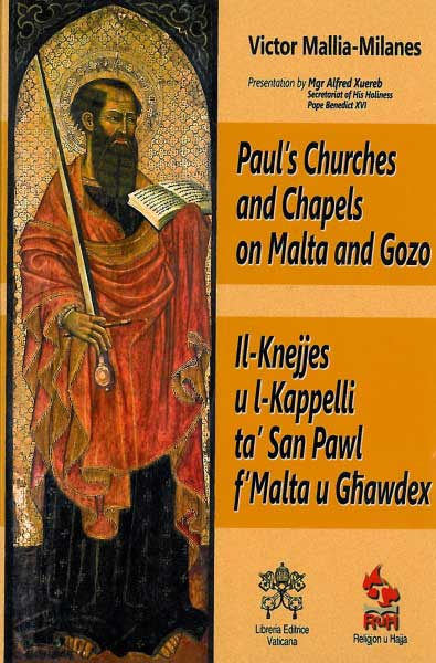 Paul's Churches and Chapels on Malta and Gozo