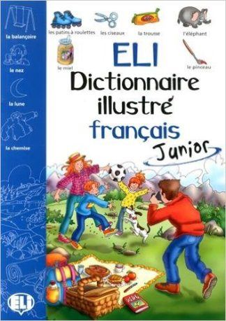 Eli Dictionnaire Illustre Francais - Junior