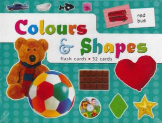 Colours & Shapes Flash Cards