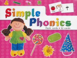 Simple Phonics Flash Cards
