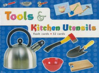 Tools & Kitchen Utensils Flash Cards
