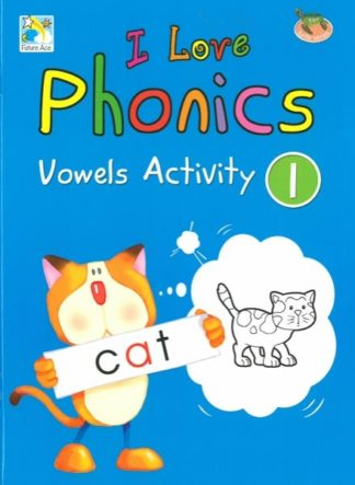 I love Phonics Vowels Activity 1