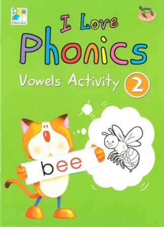 I love Phonics Vowels Activity 2