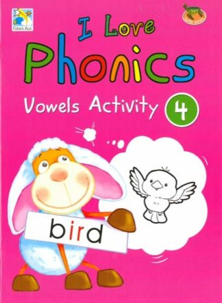 I love Phonics Vowels Activity 4