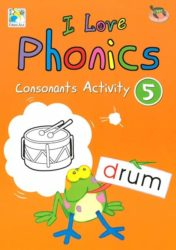 I love Phonics Consonants Activity 5
