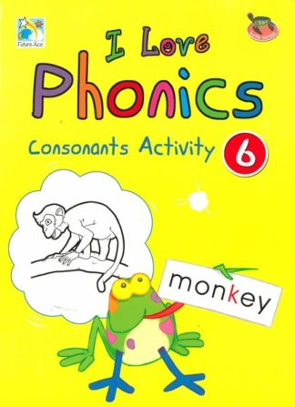 I love Phonics Consonants Activity 6