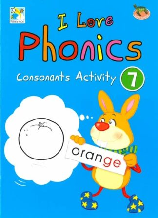 I love Phonics Consonants Activity 7