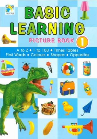 Basic Learning Picture Book 1