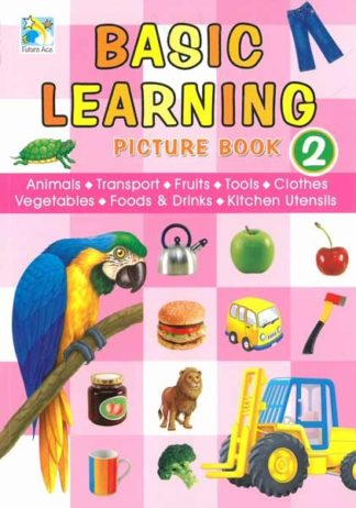Basic Learning Picture Book 2