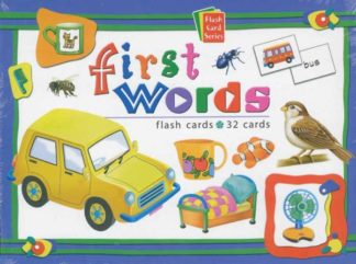 First Words Flash Cards
