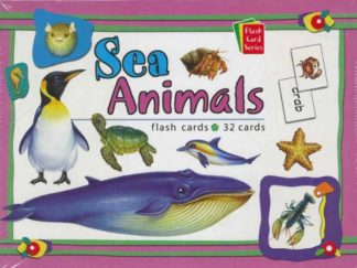 Sea Animals Flash Cards