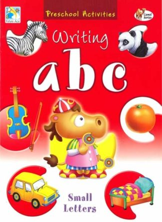 Writing a b c - small letters