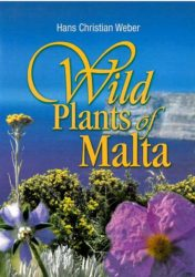 Wild Plants of Malta Hardcover
