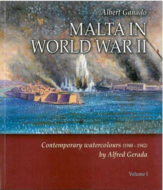 Malta in World War II Vol 1 (Paperback)