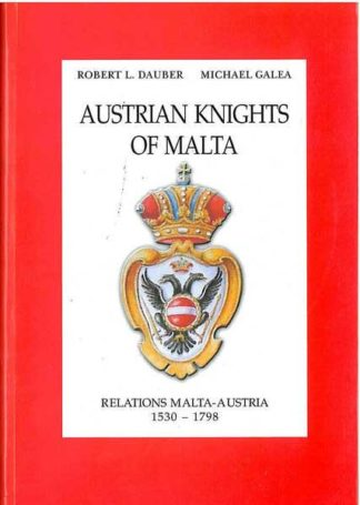 Austrian Knights of Malta