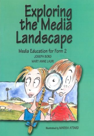 Exploring the Media Landscape - media education for form 2