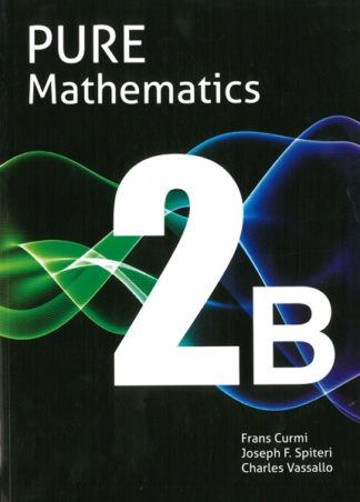 Pure Mathematics 2B